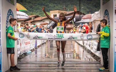 Fletta Trail, spettacolo Njeru: nuovo record femminile