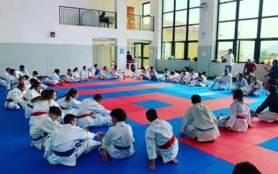 Il Karate Master Rapid SKF CBL si rigenera a Paspardo e pensa agli Europei in Finlandia