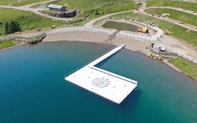 Water Music Festival, le esibizioni sulla piattaforma sul lago di Valbiolo