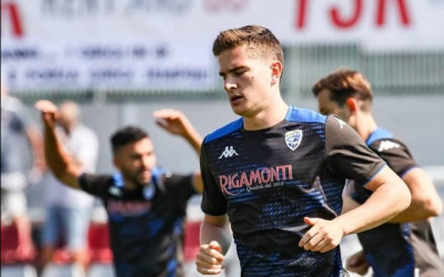 Brescia, tris di gol contro l'Alessandria