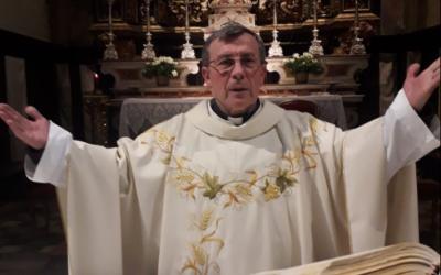 Zone, una targa per i 50 anni di sacerdozio di don Lorenzo Pedersoli