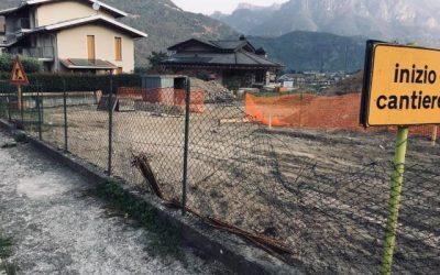 Artogne, più parcheggi per via Carducci