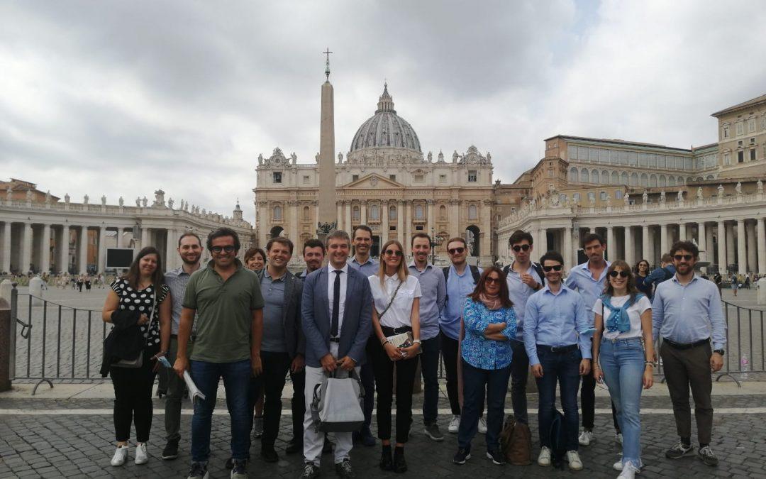 """I giovani del corso 'Amministrare il bene comune' a Roma con le Acli. Milesi: """"Occasione formativa e di relazione"""""""