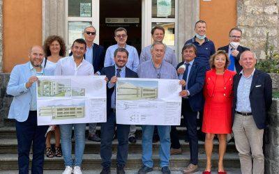 Golgi e Tassara Ghislandi, la Provincia investe nell'edilizia scolastica a Breno
