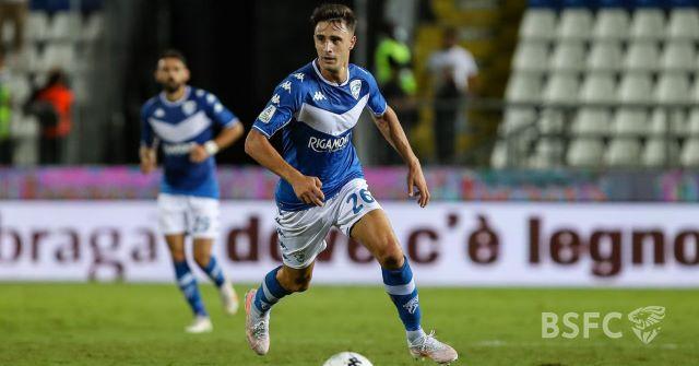 Il Brescia vince il derby contro la Cremonese e torna secondo