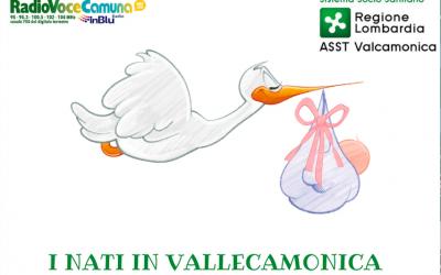 I nati in Vallecamonica – settimana dal 2 al 9 ottobre 2021