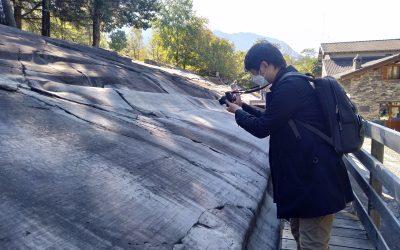 La Vallecamonica si promuove in Cina: la visita di un giornalista a Naquane e Seradina