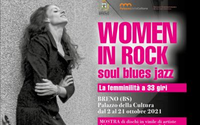 """""""Women in rock"""", a Breno la mostra dedicata alle donne che hanno cambiato la musica"""